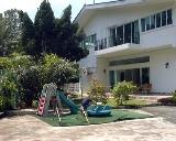 Near Botanic Gardens bungalow with big pool