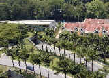 Modern Cavenagh Fortuna (left) and pretty Cavenagh Lodge 5-min to downtown
