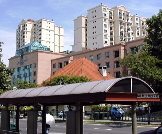 1003singapore Apartments The Anchorage Condos Rental
