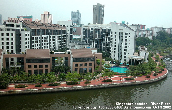 Upscale River Place Condos Singapore For Rent