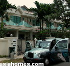 Singapore Barker Road cluster townhouses + 1 bungalow