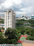 Singapore Leonie View Serviced Apartments, facing Overseas Family School and Orchard Road