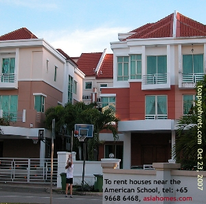 Woodgrove semi-detached, detached and townhouses in Singapore. Asiahomes.com  +65 9668 6468