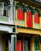 Geylang conservation shophomes, Singapore